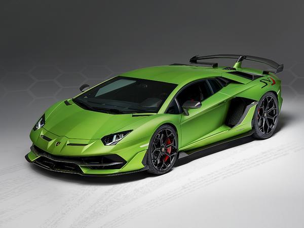 Lamborghini Unveils Svj 63 Special Edition Pistonheads