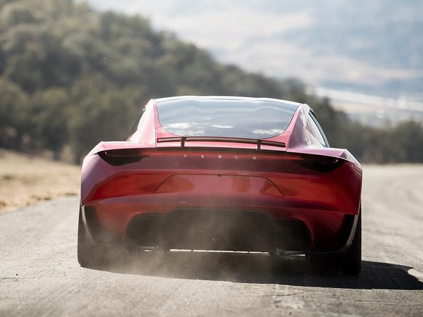 European debut for Tesla Roadster   PistonHeads