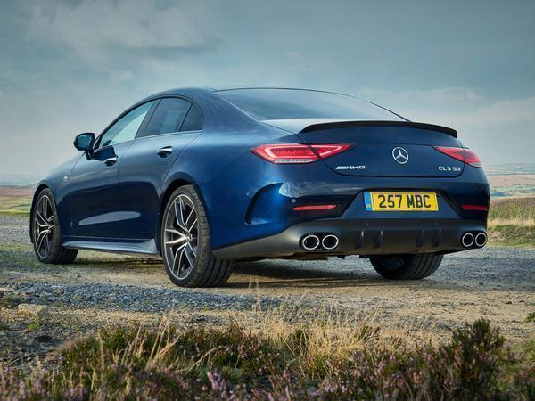 Mercedes-AMG CLS 53: Driven   PistonHeads