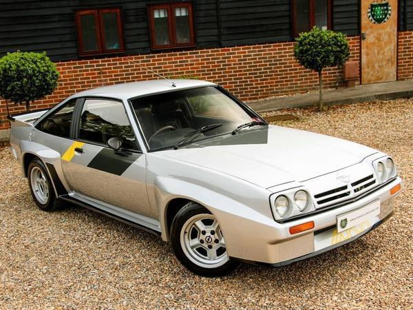 opel manta 400 spotted pistonheads. Black Bedroom Furniture Sets. Home Design Ideas