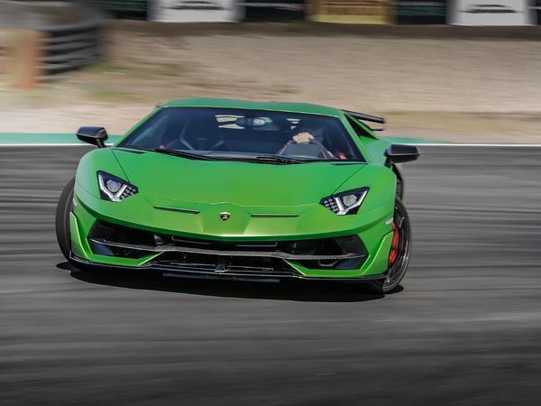Lamborghini Aventador Svj Driven Pistonheads