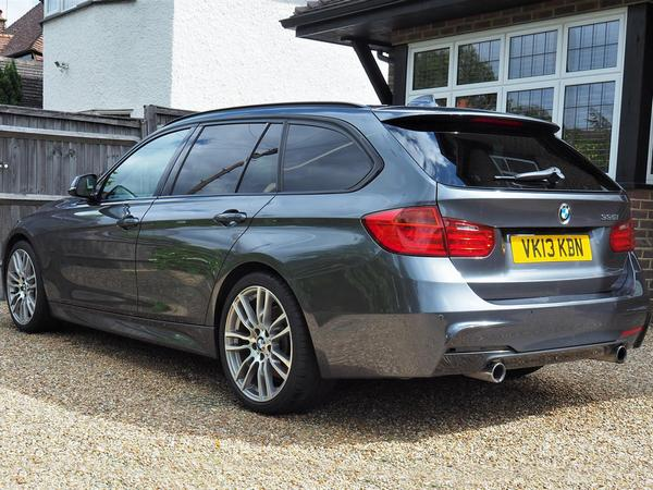 RE: BMW 335i Touring (F31): Spotted - Page 1 - General