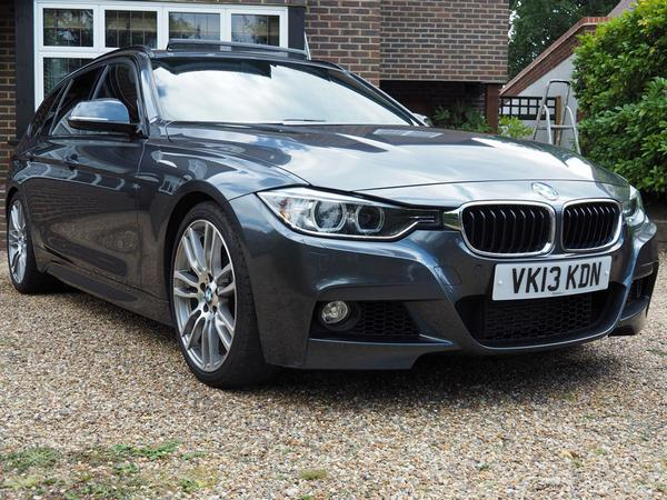 BMW 335i Touring (F31): Spotted | PistonHeads