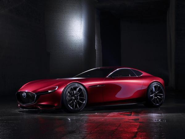 Mazda Will Bring Back Rotary Engines In 2020 As Range Extenders