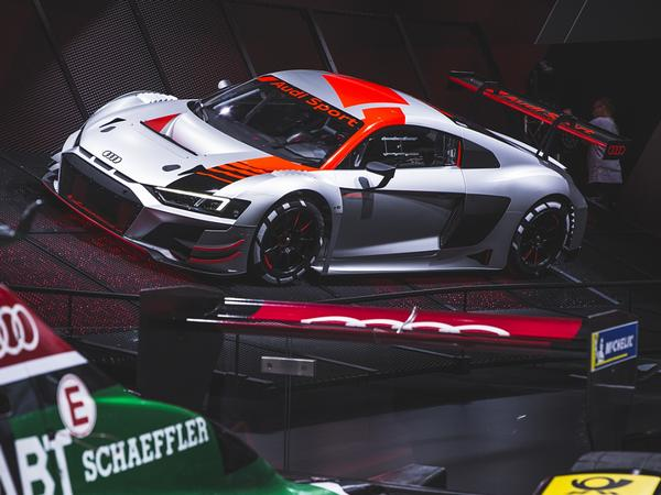 2019 Audi R8 Lms Gt3 Breaks Cover Pistonheads