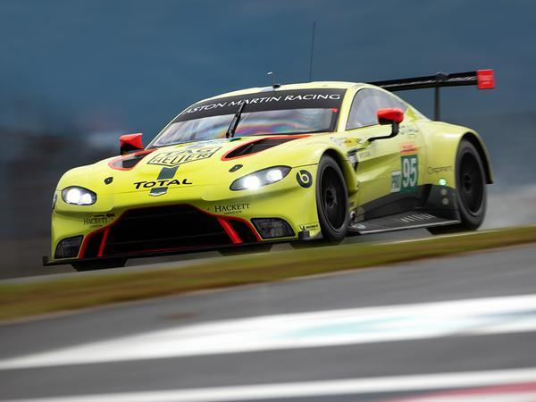 Aston Martin Vantage To Race In Dtm Next Year Pistonheads