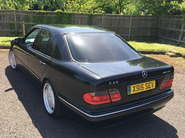 Re Shed Of The Week Mercedes Benz E430 W210 Page 1 General Gassing Pistonheads Uk