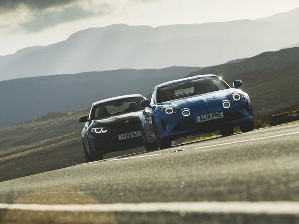 Alpine A110 Vs Bmw M2 Competition Pistonheads