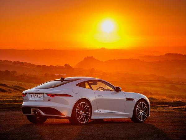 Jaguar F-Type Checkered Flag edition marks 70 years of sports cars