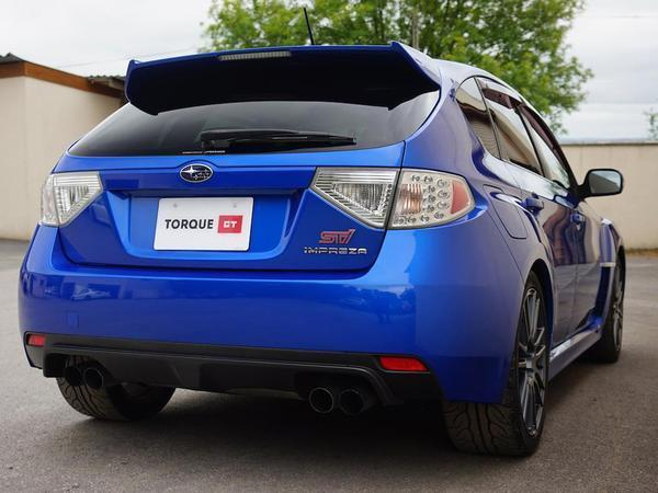 Subaru Impreza STI Spec C hatch: Spotted | PistonHeads