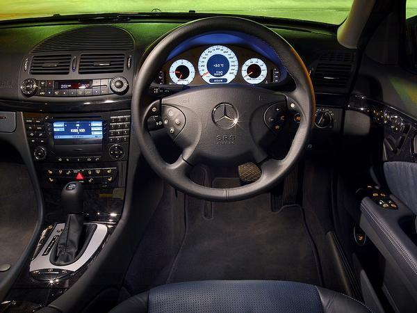Mercedes E55 AMG: PH Used Buying Guide | CarsRadars