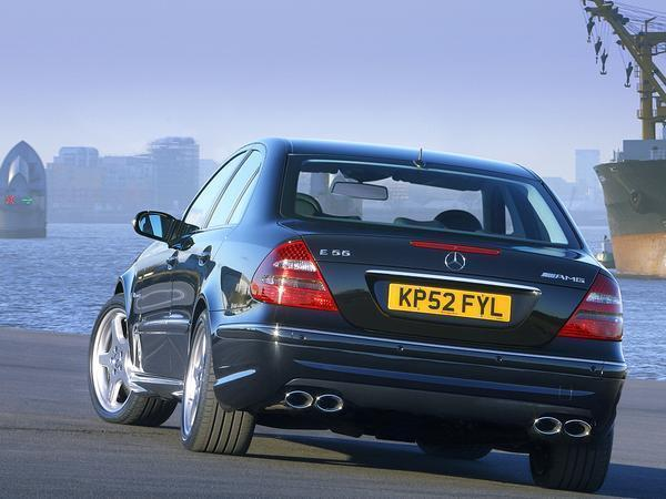 Mercedes E55 AMG: PH Used Buying Guide | PistonHeads