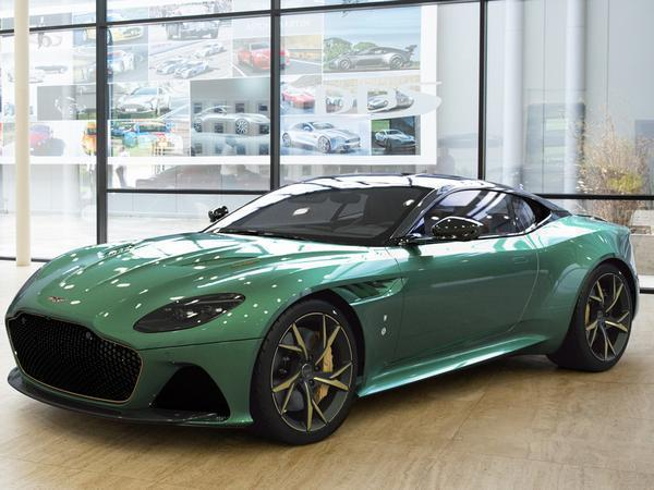 Aston Martin DBS 59 is a throwback to Le Mans domination
