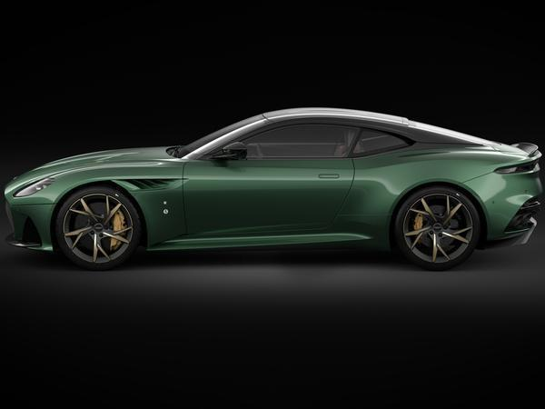 Say hello to the Aston Martin DBS 59