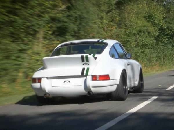 Porsche 911 Undergoes Final Stress Tests