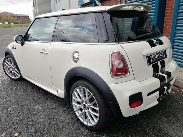 RE: Mini Cooper S JCW (R56): Spotted - Page 1 - General