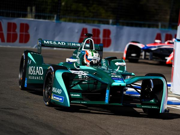 The Bbc Has Confirmed It Will Broadcast Live Coverage Of Every Formula E Race On Its Red Button And Online Platforms For The Upcoming Fifth Season