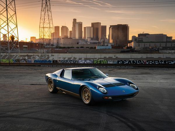 Lamborghini Miura Pic Of The Week Pistonheads