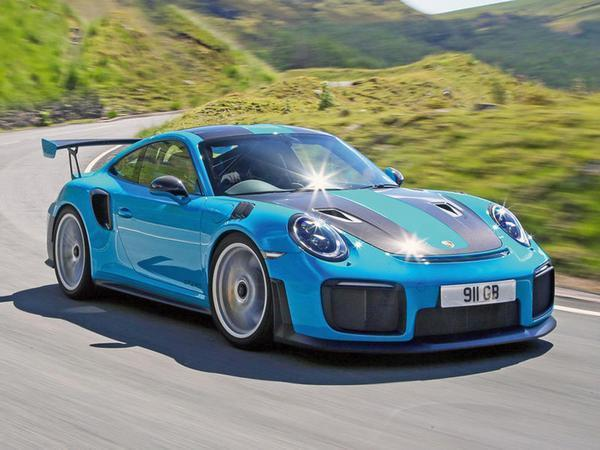 Porsche 911 GT2 RS gets no,cost Clubsport Package