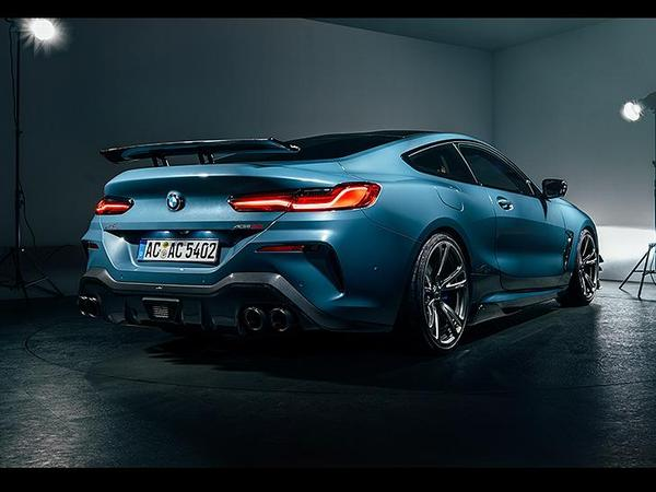 ac schnitzer reveals 600hp 850i pistonheads. Black Bedroom Furniture Sets. Home Design Ideas