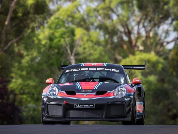 911 GT2 RS Clubsport To Race At Spa Update