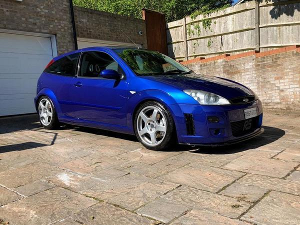 Ford Focus Rs Mk1 Spotted Pistonheads