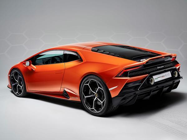 Lamborghini Huracan Evo Revealed Pistonheads