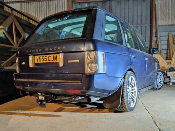 Range Rover Track Hack Reader S Car Of The Week Pistonheads