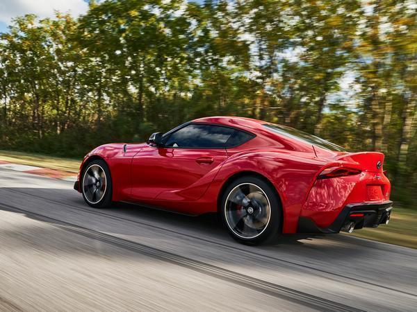RE: Behold the new Toyota Supra! - Page 1 - General Gassing
