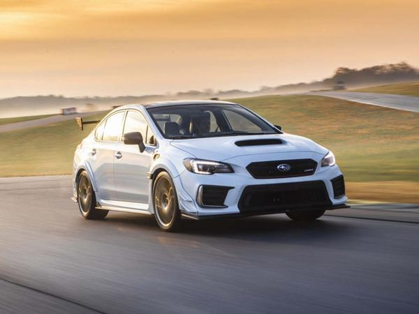 Subaru STI S209 is most powerful Subaru yet