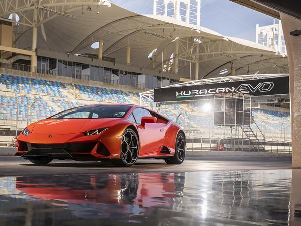 Lamborghini Huracan Evo Driven Pistonheads