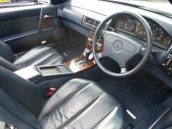 RE: Mercedes SL 320 (R129): Spotted - Page 1 - General