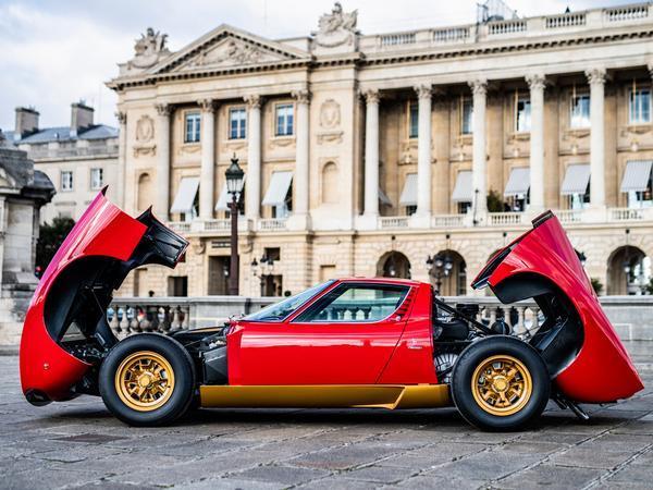 Lamborghini Restores Jean Todt S Miura Pistonheads