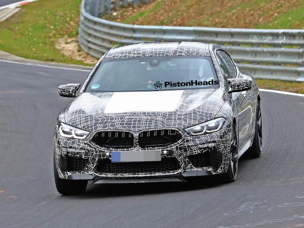 Bmw M8 Gran Coupe Spied Update Pistonheads