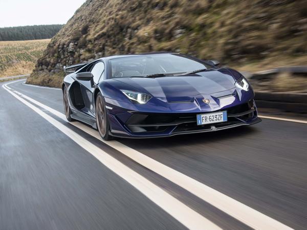 Lamborghini Aventador Svj Uk Drive Pistonheads