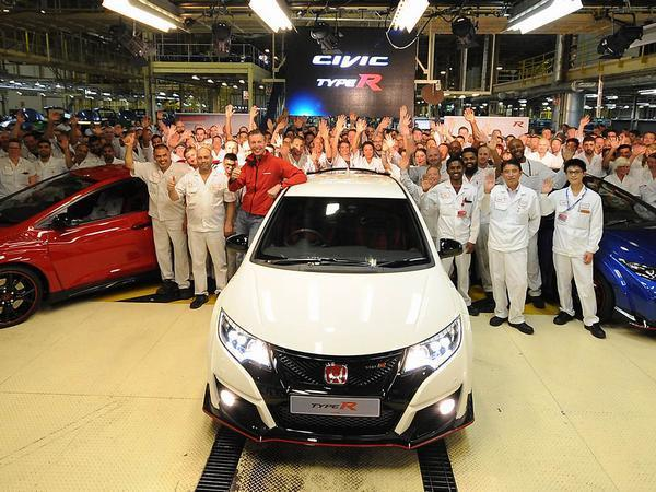 Thousands to lose jobs as Honda shuts down only British factory