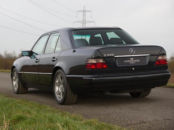 Mercedes-Benz E500 (W124): Spotted | PistonHeads