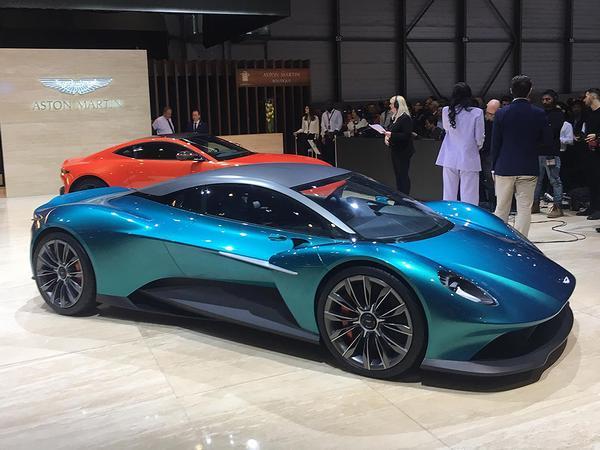Aston Martin Vanquish Returns Mclaren Life