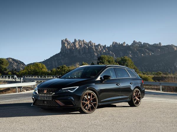 Dodatkowe SEAT Leon Cupra R ST: Driven | PistonHeads HM95