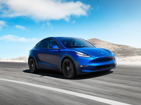Musk unveils Tesla Model Y - the cut price electric SUV