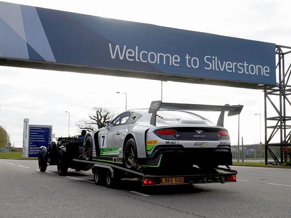 Bentley Blower tow car!   PistonHeads