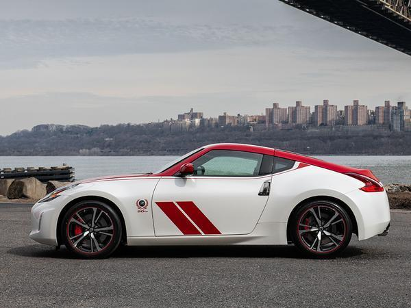 Nissan Zed marks 50 with 370 Anniversary   PistonHeads