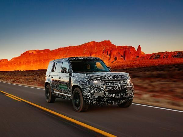 New Land Rover Defender finally revealed