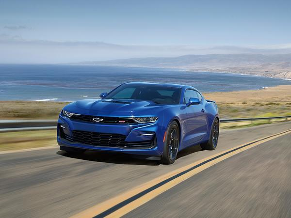Camaro SS gets a welcome nose-job as LT1 V8 joins range