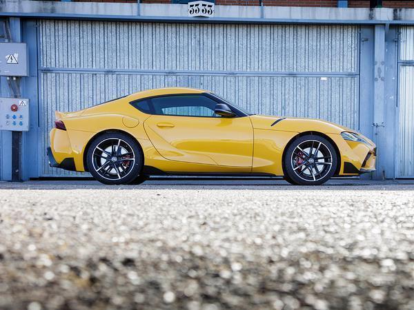 Toyota GR Supra: Driven | PistonHeads