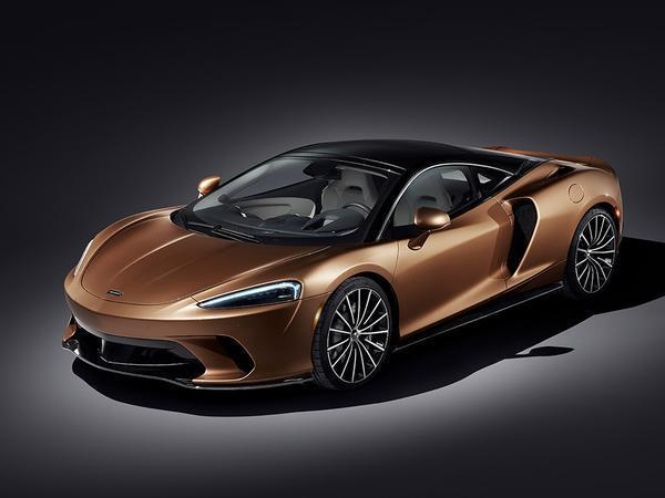 New McLaren GT adds a grand tourer to supercar brand lineup