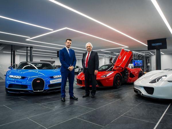 Supercar Dealership Near Me >> Tom Hartley Ph Meets Pistonheads