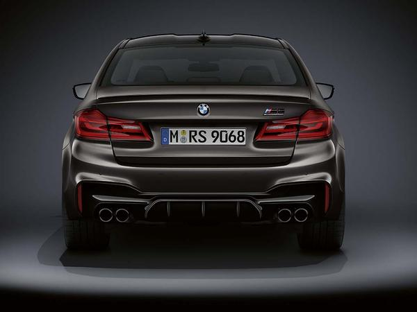 Bmw Launches The M5 Edition 35 Jahre Pistonheads