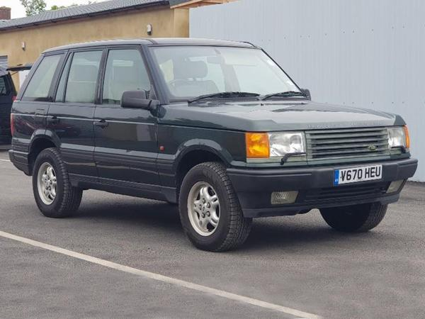 Shed of the Week: Range Rover (P38) | PistonHeads Range Rover P Fuse Box For Sale on