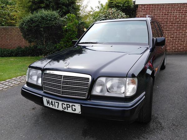 Mercedes E200 Estate (W124) | Shed of the Week | PistonHeads on